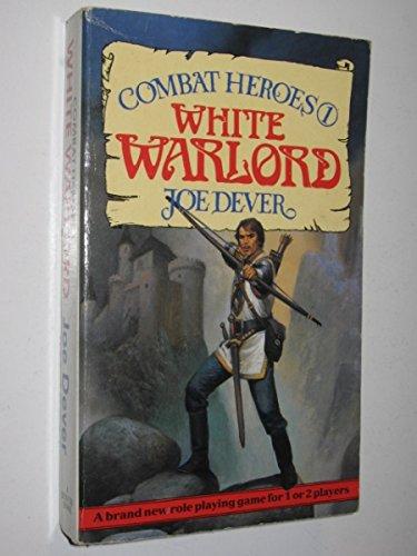 White Warlord By Joe Dever