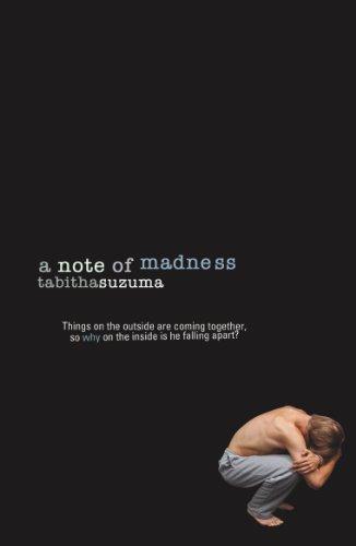 A Note Of Madness By Tabitha Suzuma