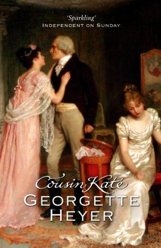 Cousin Kate By Georgette Heyer
