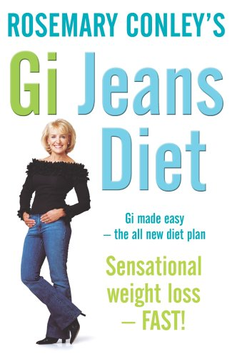 Rosemary Conley's GI Jeans Diet By Rosemary Conley