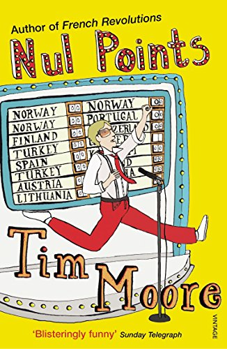 Nul Points By Tim Moore