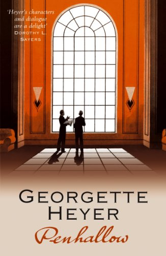 Penhallow Penhallow By Georgette Heyer