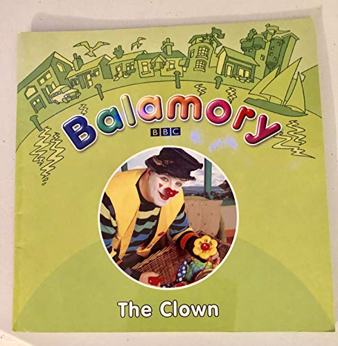 Balamory - The Clown By Alison Ritchie
