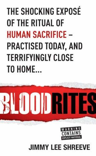 Blood Rites By J L Shreeve