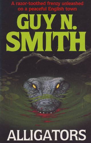 Alligators By Guy N. Smith