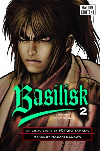 Basilisk Volume 2: v. 2 by Segawa, Masaki 0099503980 The Cheap Fast Free Post