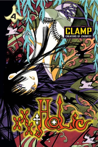 xxxHolic volume 4 By CLAMP