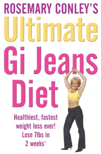 The Ultimate Gi Jeans Diet By Rosemary Conley