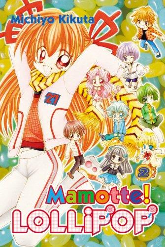 Mamotte!Lollipop 2 By Michiyo Kikuta