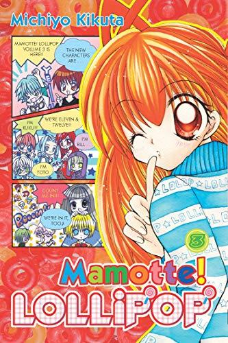 Mamotte!Lollipop 3 by Michiyo Kikuta