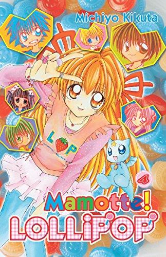 Mamotte!Lollipop 4 by Michiyo Kikuta