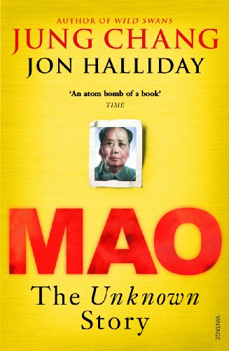 Mao: The Unknown Story By Jon Halliday