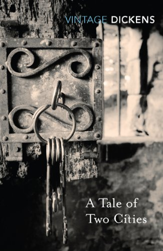 A Tale of Two Cities (Vintage Dickens) By Charles Dickens