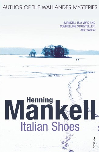 Italian Shoes By Henning Mankell
