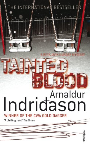 Tainted Blood By Arnaldur Indridason
