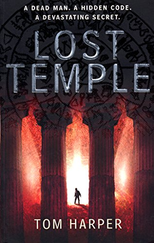 Lost Temple By Tom Harper