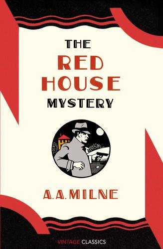 Red House Mystery By A. A. Milne