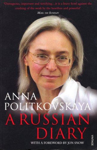 A Russian Diary By Anna Politkovskaya