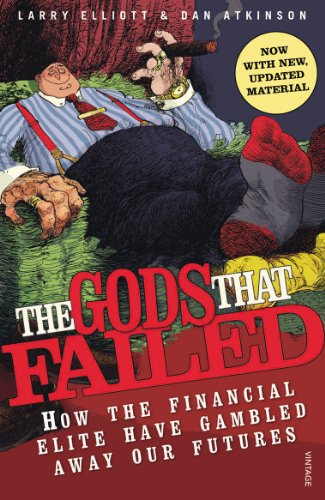 The Gods That Failed By Dan Atkinson