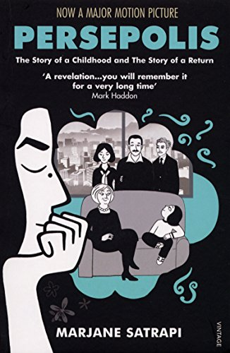 Persepolis I and II by Marjane Satrapi