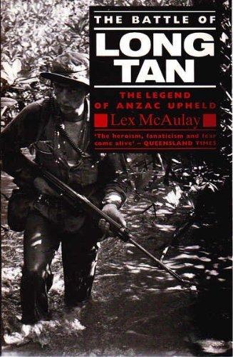 The Battle of Long Tan By Lex McAuley