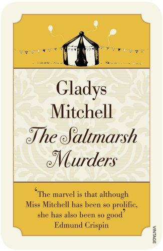 The Saltmarsh Murders by Gladys Mitchell
