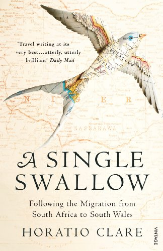 A Single Swallow: Following An Epic Journey From South Africa To South Wales By Horatio Clare