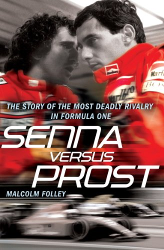 Senna versus Prost by Malcolm Folley