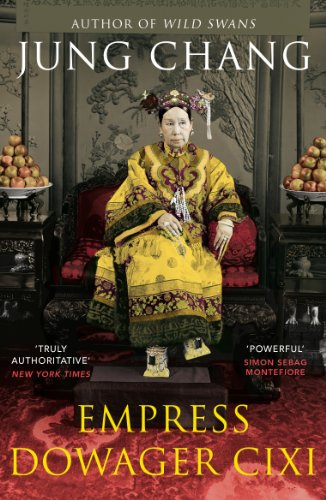 Empress Dowager Cixi By Jung Chang