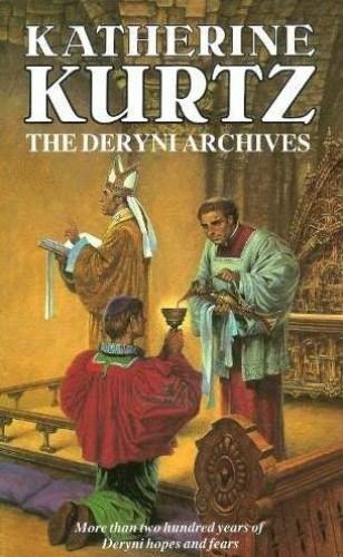 The Deryni Archives by Katherine Kurtz