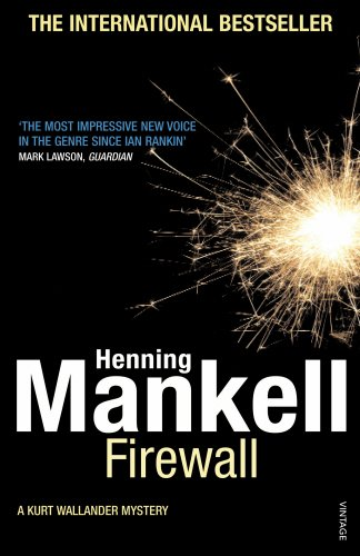 Firewall By Henning Mankell