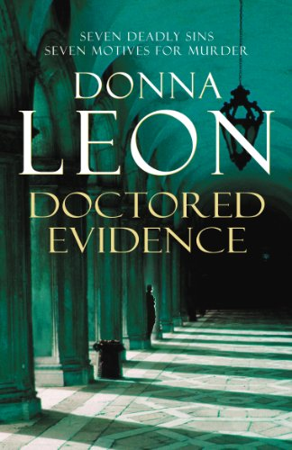 Doctored Evidence By Donna Leon