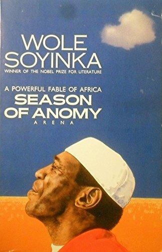 Season of Anomy By Wole Soyinda