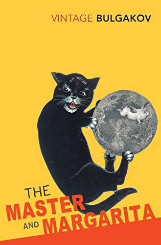 The Master and Margarita by Mikhail Afanasevich Bulgakov