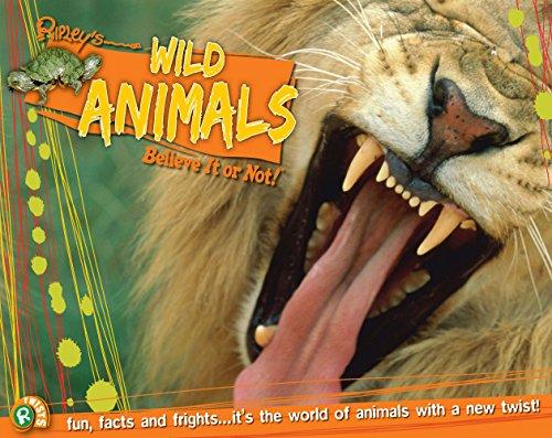 Wild Animals (Ripley's Twists) By Camilla De La B'Doy're