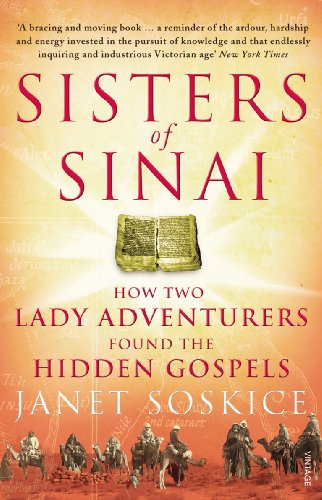 Sisters Of Sinai By Janet Soskice