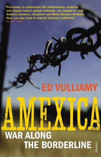 Amexica By Ed Vulliamy