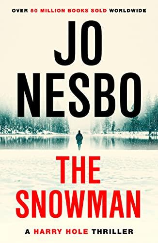 The Snowman: Harry Hole 7 By Translated by Jo Nesbo