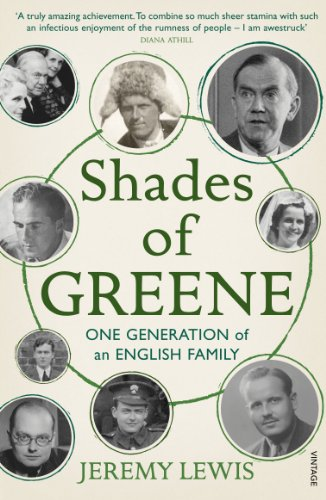 Shades of Greene By Jeremy Lewis
