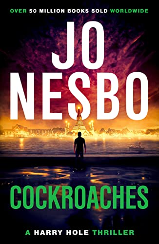 Cockroaches: Harry Hole 2 By Jo Nesbo