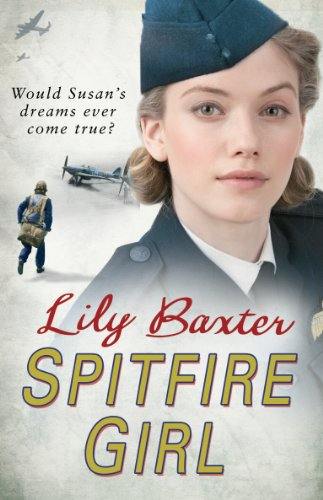Spitfire Girl by Lily Baxter