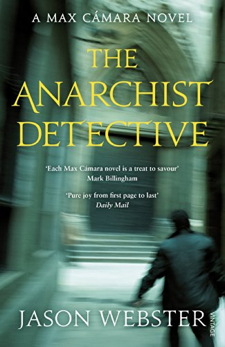 The Anarchist Detective By Jason Webster
