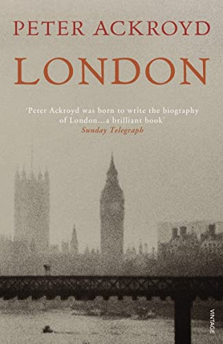 London By Peter Ackroyd