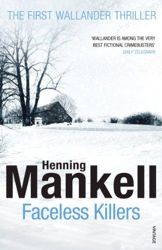 Faceless Killers: Kurt Wallander by Henning Mankell