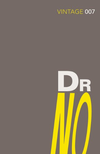 Dr. No: James Bond 007 by Ian Fleming