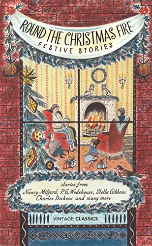 Round the Christmas Fire By Laurie Lee