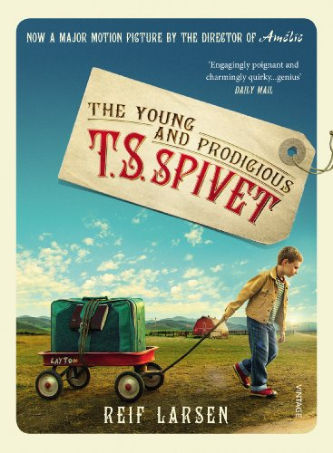 The Young and Prodigious TS Spivet By Reif Larsen