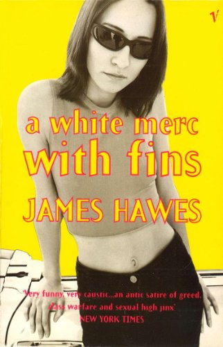 A White Merc With Fins By James Hawes