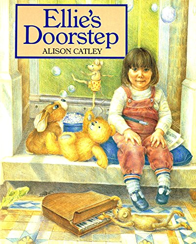 Ellie's Doorstep by Catley, Alison Paperback Book The Cheap Fast Free Post