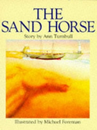 The Sand Horse (Red Fox picture books) by Ann Turnbull